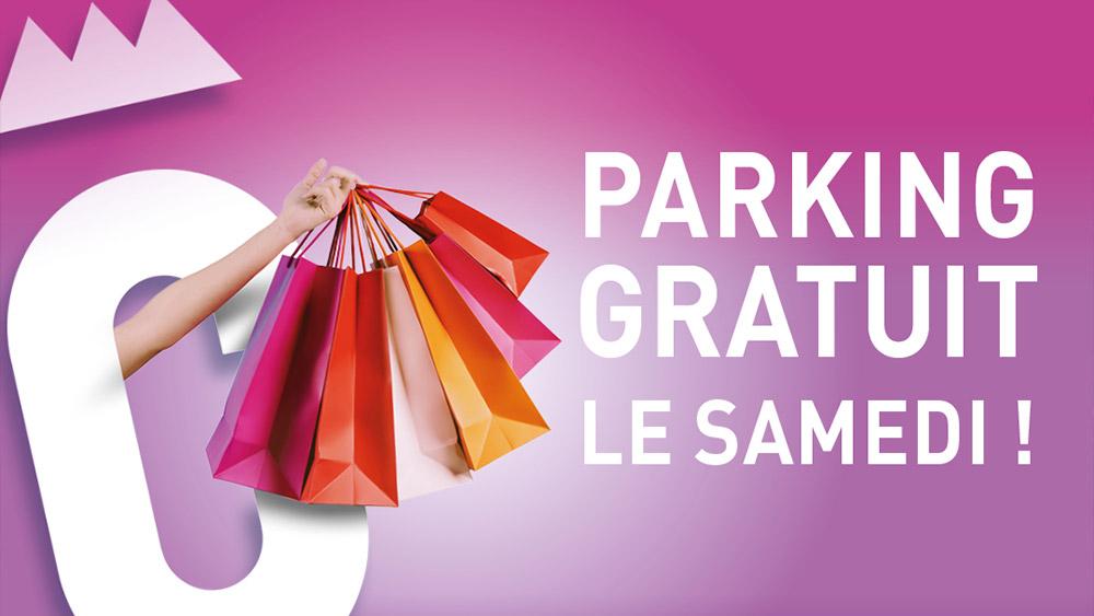 Arpeggio en Régie Communale Autonome de Charleroi verzoenen parkeren en shoppen